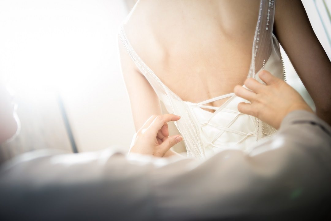 Comment bien choisir sa robe de mariée selon sa morphologie