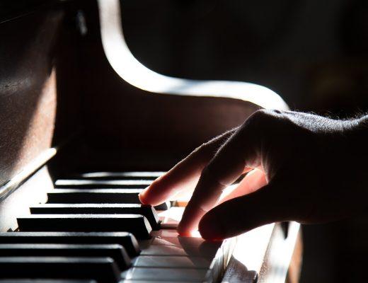 Musique piano et violon mariage