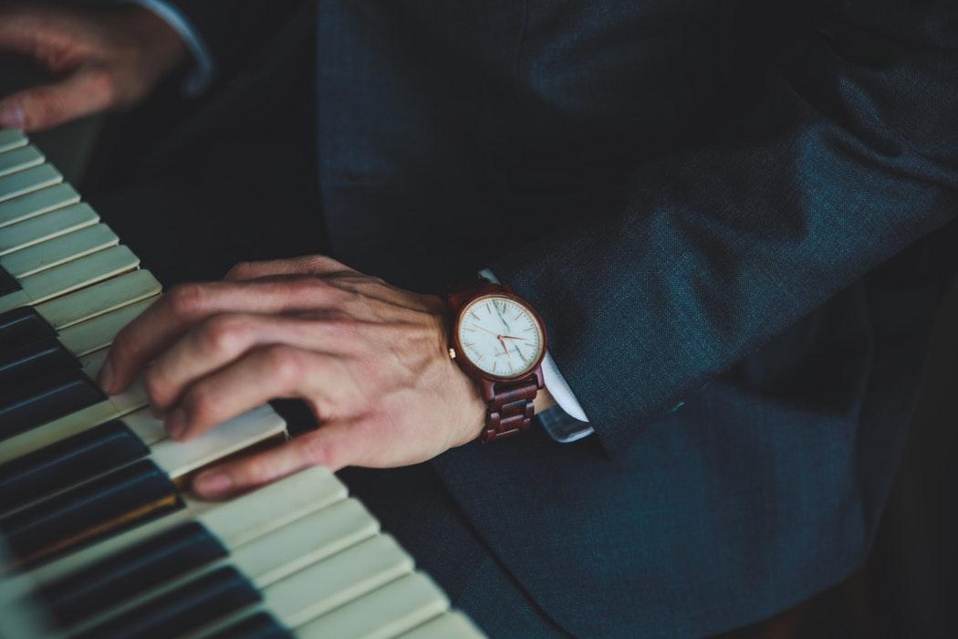 apprendre a jouer du piano pour son mariage