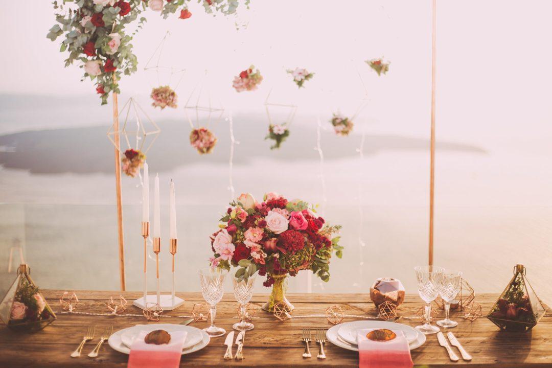 Comment réaliser une déco de mariage champêtre