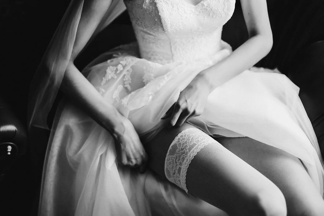 Quelle lingerie de mariage choisir